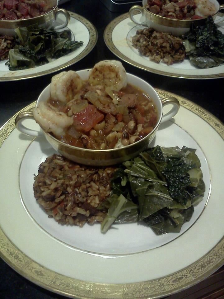 Hoppin John for Private Dinner Party